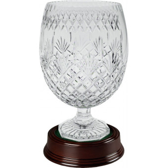 Crystal Piece and Base 36.5cm