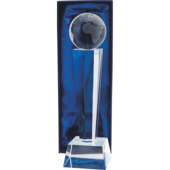 Optical Crystal Globe Award...