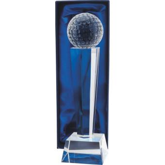 Optical Crystal Golf Award...