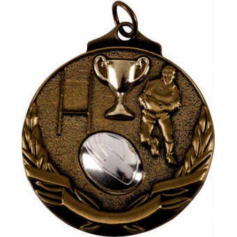 Rugby 3D Cup Deluxe Medals...
