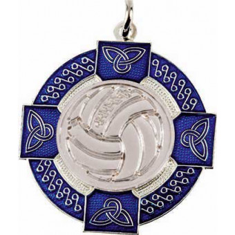 Gaelic Ball Blue Enamel...