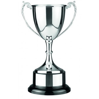 Patriot Silver Plated Cup 25cm