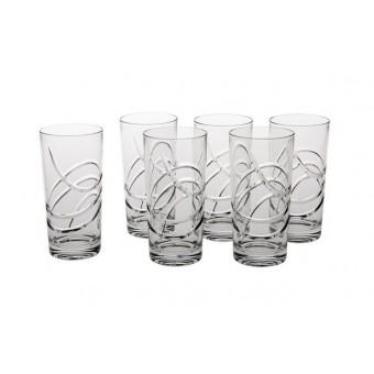 6 Hiball Glasses 15cm