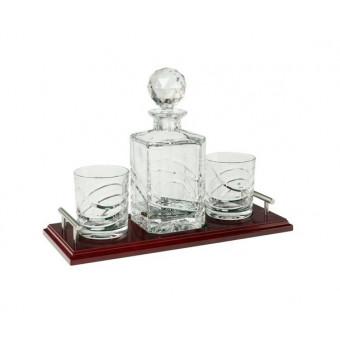 3pc Whiskey Set