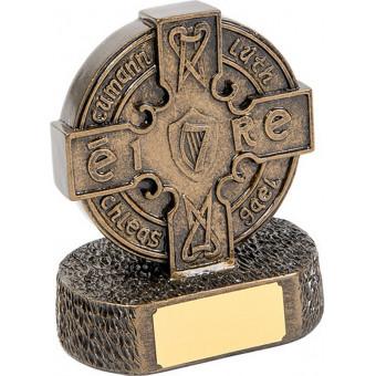 Bronze GAA Crest 13.5cm