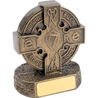 Bronze GAA Crest Large 15.5cm