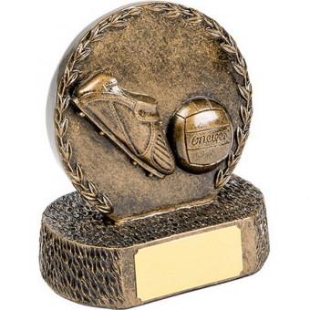 GAA Bronze Boot and Ball...