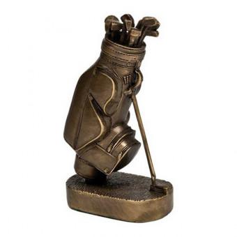 Golf Bag Standing Up Trophy...