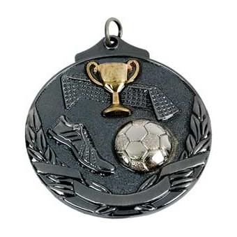 Soccer 3D Cup Deluxe Medals...