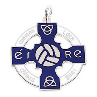 Gaelic Ball Celtic Cross...