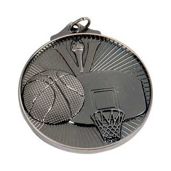 Basketball 3D Torch Medals...
