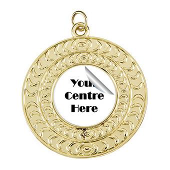 Greyhound Crescent Ring...