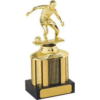 Soccer Trophy 17.5cm