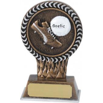 GAA Football Resin Trophy...