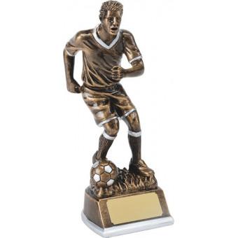Male Soccer Resin Trophy...