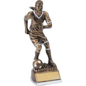 Female Soccer Resin Trophy...