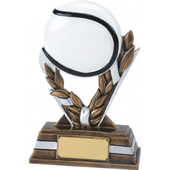 Sliotar Resin Trophy 16.5cm