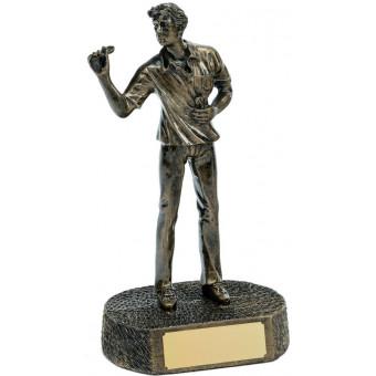 Bronze Dart Figure 23.5cm