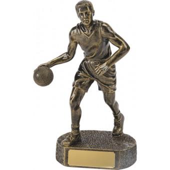 Male Bronze Basketball...