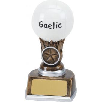 Football Resin Trophy 15cm