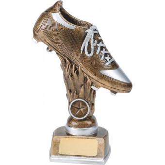 Resin Boot Trophy 22.5cm