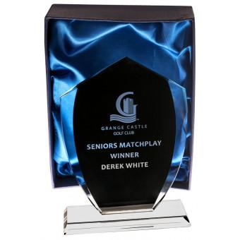 Black Coated Glass Award...