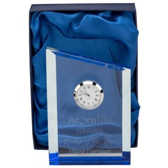 Crystal Clock 15cm