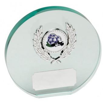 Round Glass Award 11.5cm