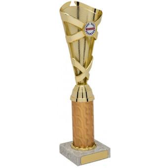 Motorsport Banded Cone Gold...